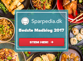 Bedste Madblog 2017