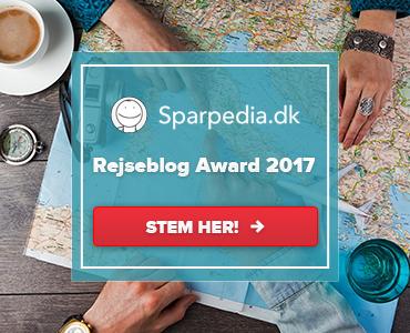 Rejseblog Award 2017