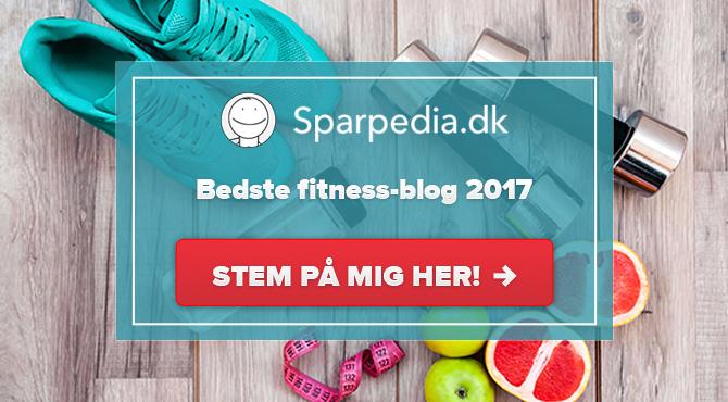Bedste fitness-blog 2017