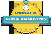 Bedste Madblog 2017 – Participants
