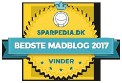 Bedste Madblog 2017 – Winners