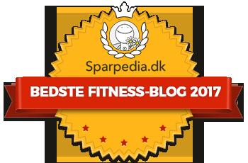 Bedste fitness-blog 2017 – Participants