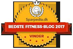Bedste fitness-blog 2017 – Winner