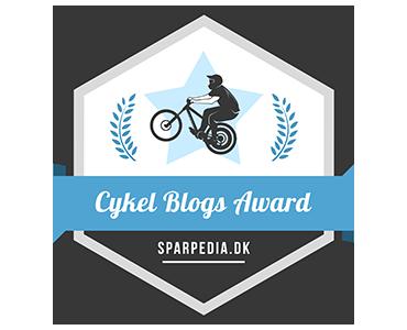 Banner für Cykel Blogs Award