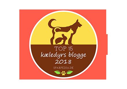 Banner für Top 15 kæledyrs blogge