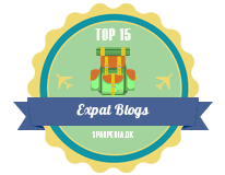Banner for Top 15 Expat Blogs 2018