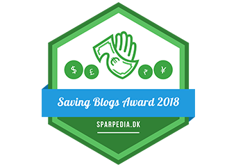 Banner für Savings Blogs Award