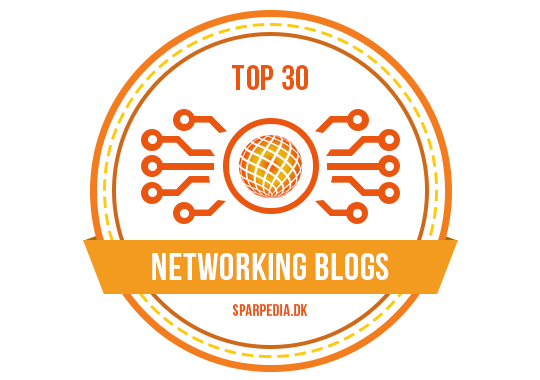 Banner For Top 30 Networking Blogs