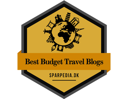 Banners for Best Budget Travel Blogs