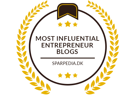 Banners for Most Influential Entrepreneur Blogs