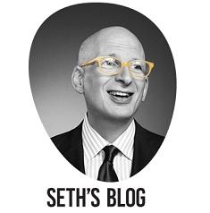 Most Influential Entrepreneur Blogs 2019 seths.blog