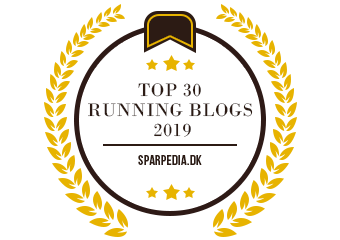 Banners for Top 30 Running Blogs 2019
