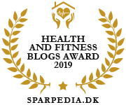 Banners for Health and Fitness Blogs Award 2019