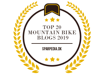 Banners for Top 20 Mountain Bike Blogs 2019