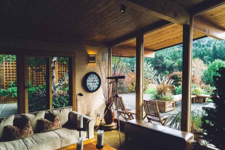 cozy place