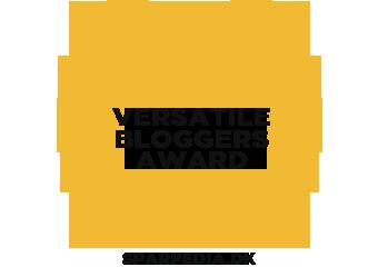 Versatile Bloggers Award