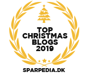 Banners for Top Christmas Blogs 2019
