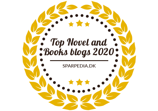 Banners for Top Novel and Books blogs 2020