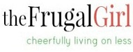 Top 35 Frugal Blogs of 2020 thefrugalgirl.com